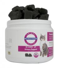 EZ-CHEW-UT Urinary Support for Cats (60 жевательных таблеток)